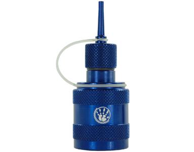 TSD Sapien Arms Ver2 Aluminum Propane Adapter, Blue