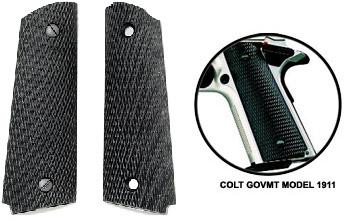 Colt 1911 CO2 gun Plastic Grips
