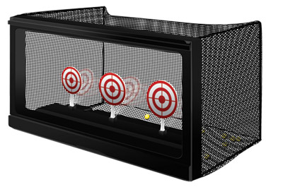 Crosman Auto-Reset Airsoft Target