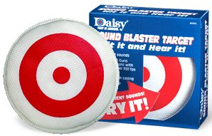 Daisy Sound Blaster Target for BB guns only