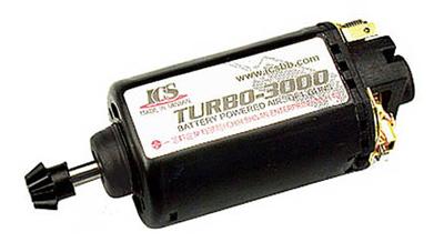 ICS Turbo 3000 Motor, Short Type