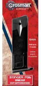 Crosman Airsoft Stinger P36 Spring 14 rd Magazine
