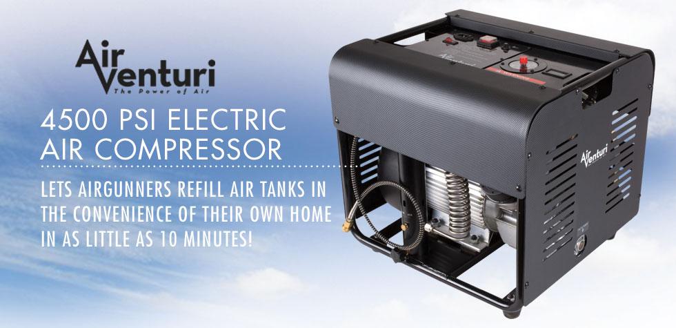 Air Venturi - Electric 4500 psi Air Compressor