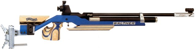Walther ALUTEC.