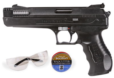 Beeman P17 Pistol Kit