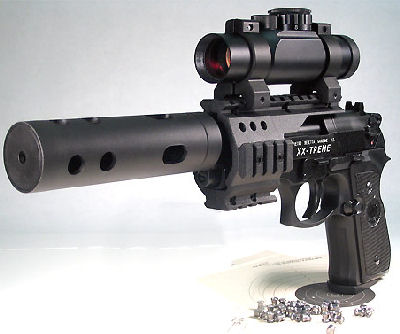 Beretta XX-Treme.