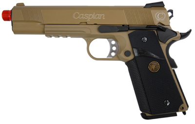 Airsoft, WE 1911 MEU, Caspian, Pyramyd Air