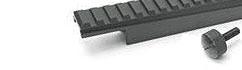 Weaver bases/rails