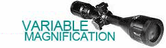 Variable magnification