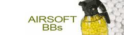 Airsoft BBs