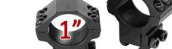 """1"""" rings"""