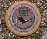 EAGLE SILVER .22 LEAD FREE