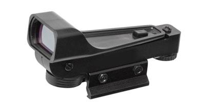 Dot sights, flashlights & lasers
