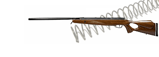 Spring-piston air rifles