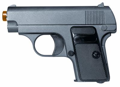 Colt 25 Black Airsoft Pistol, Full Metal