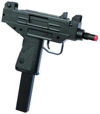 Air Mag M50 CO2 Blow Back sub machine gun