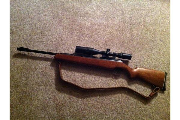 Customer images for Diana RWS 48 Air Rifle, TO6 Trigger | Pyramyd Air