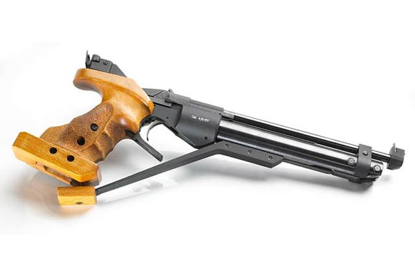 Customer images for IZH 46M Match Air Pistol - PyramydAir.com