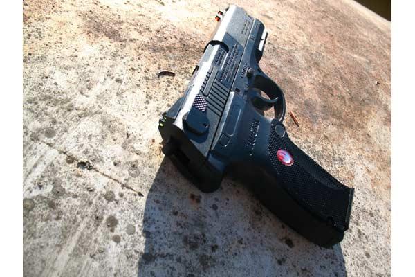 Customer images for Ruger P345PR Airsoft Pistol, Black - PyramydAir.com