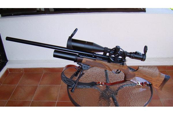 Customer images for BSA R-10 SE PCP Air Rifle, Walnut Stock - PyramydAir.com