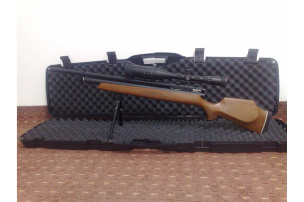Customer images for Plano Single Scoped Rifle Case + Installation, 51.5"