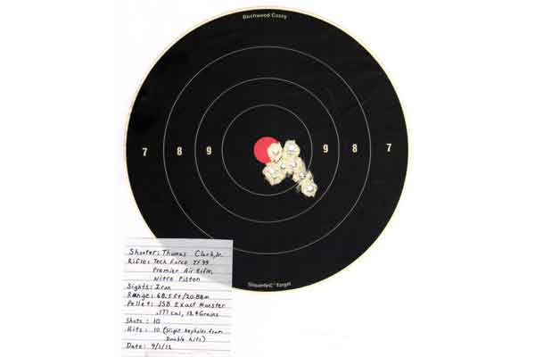 Customer images for Tech Force TF99 Premier Air Rifle, Nitro Piston - PyramydAir.com