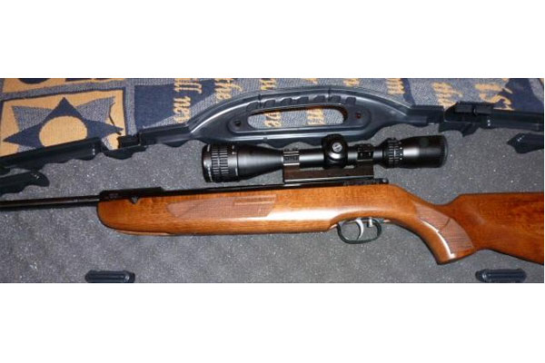 "Customer images for Hawke Sport Optics EV 4-12x40 AO Panorama Rifle Scope, MAP 6A Reticle, 1/4 MOA, 1"" Tube - PyramydAir.com"