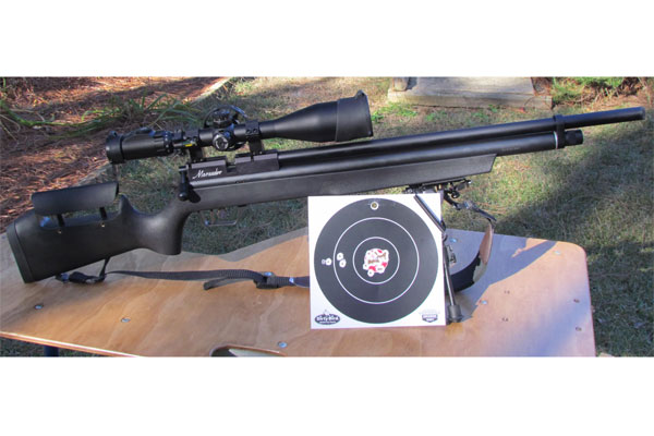 Customer images for Benjamin Marauder PCP Air Rifle, Synthetic Stock - PyramydAir.com