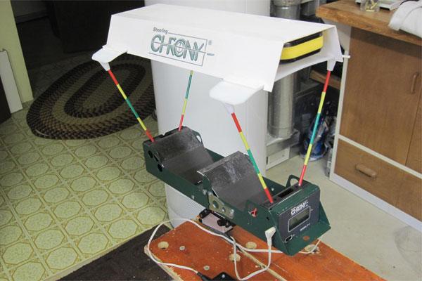 Customer images for Shooting Chrony F-1 Chronograph, Green   - PyramydAir.com