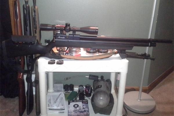 Customer Images For Benjamin Marauder Pcp Air Rifle
