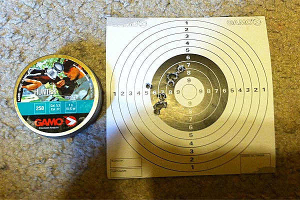 Customer images for Gamo Hunter .22 Cal, 15.42 Grains, Domed, 250ct | Pyramyd Air