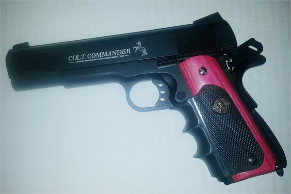 Customer images for Colt Commander CO2 Pistol | Pyramyd Air