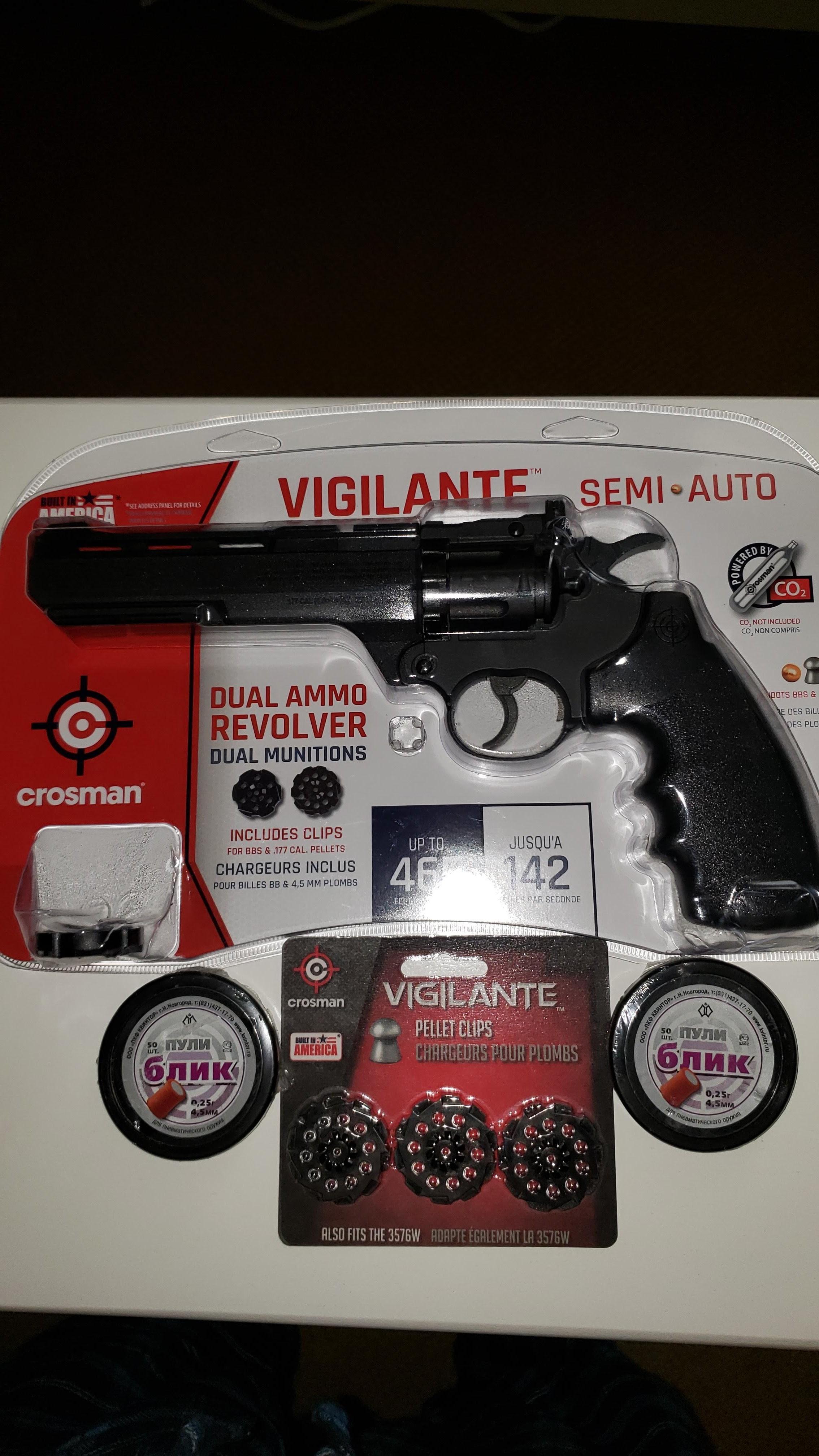 Customer images for Crosman Vigilante | Pyramyd Air
