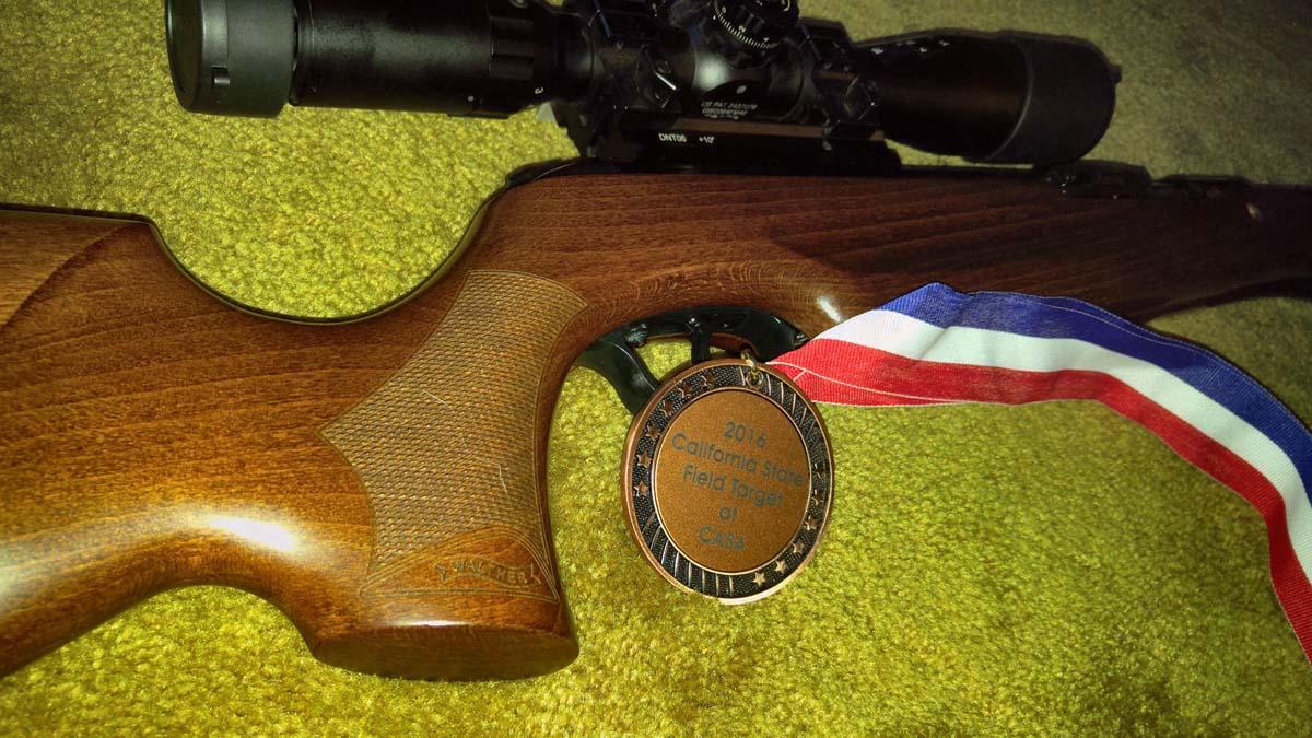 Customer images for Walther LGU Air Rifle | Pyramyd Air