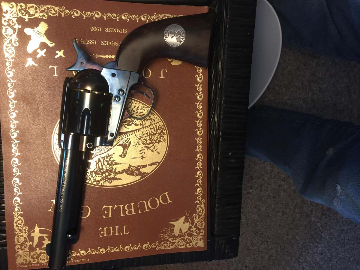 Customer images for Duke Colt CO2 BB Revolver Weathered | Pyramyd Air