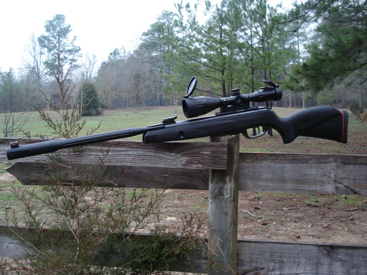 Customer images for Gamo Whisper Fusion Mach 1 Air Rifle, CAT | Pyramyd Air
