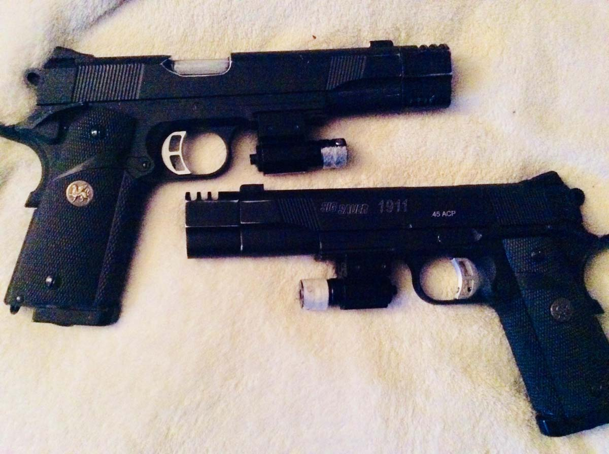 Customer images for Sig Sauer 1911 Metal Blowback CO2 BB Pistol | Pyramyd Air