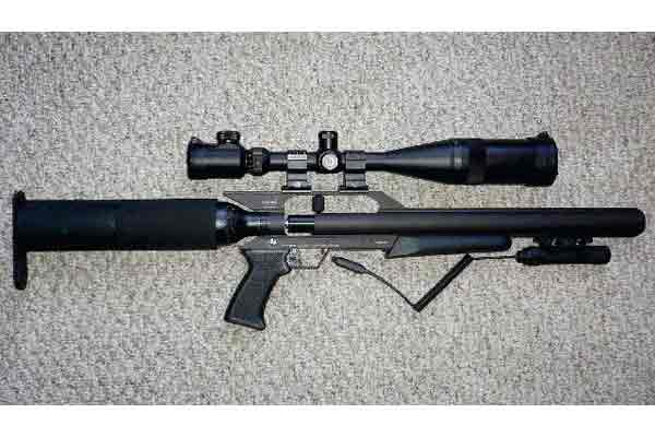 Customer images for AirForce Talon SS PCP Air Rifle, Spin-Loc Tank | Pyramyd Air