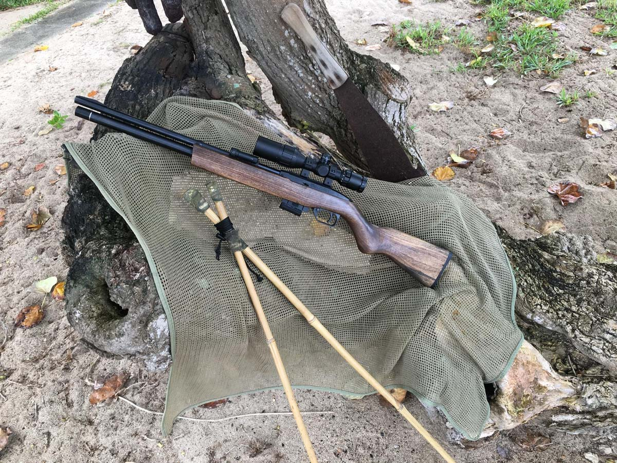 Customer images for Benjamin Wildfire PCP Air Rifle | Pyramyd Air