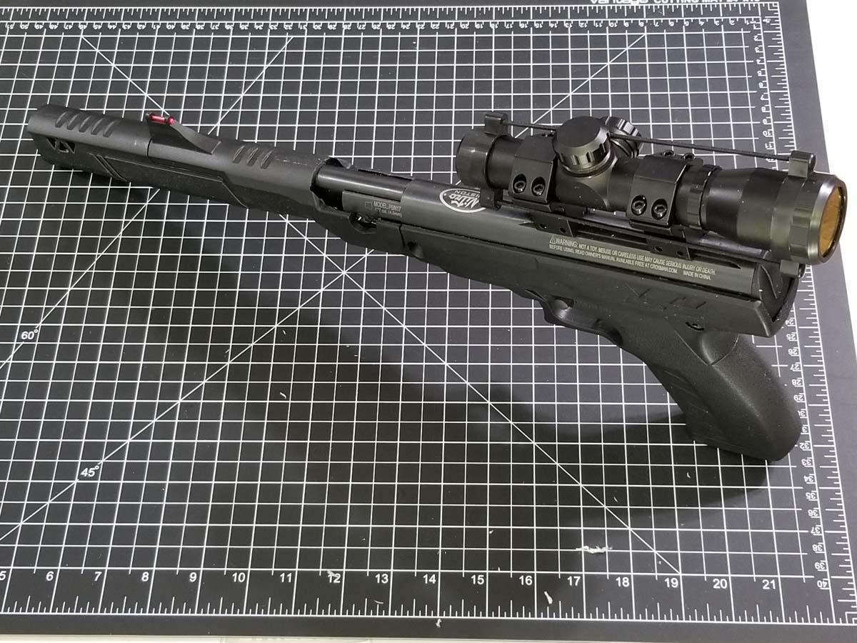 Customer images for Benjamin Trail NP Mark II Air Pistol | Pyramyd Air