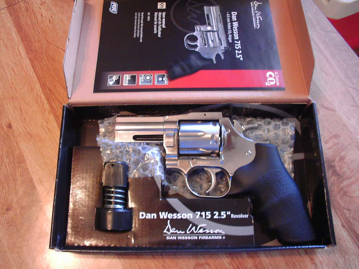 Customer images for Dan Wesson | Pyramyd Air