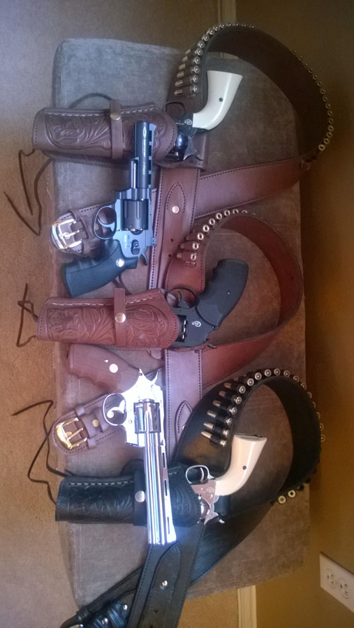 Customer images for Gun Belt, | Pyramyd Air