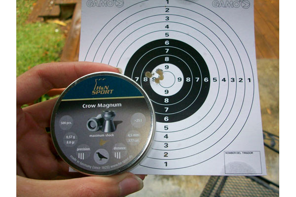 Customer images for H&N Crow Magnum .177 Cal, 8.80 Grains, Hollowpoint, 500ct | Pyramyd Air