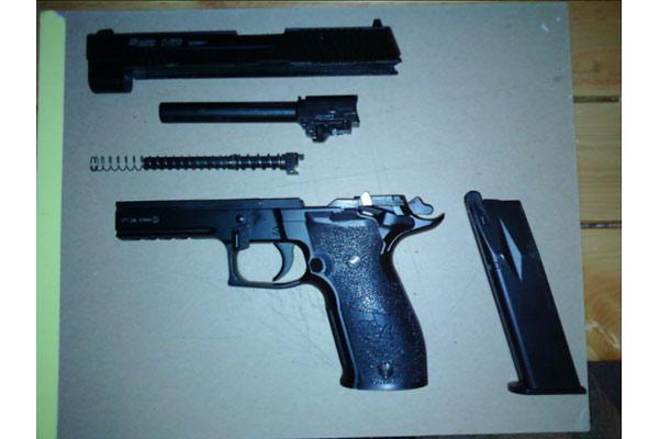 Customer images for SIG Sauer P226 X-Five CO2 Pistol - PyramydAir.com