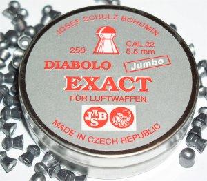 JSB Diabolo Exact Jumbo
