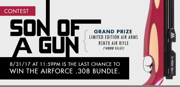 Son of a Gun Contest