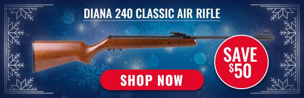 Diana 240 Classic Air Rifle