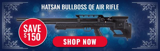 Hatsan Bullboss QE Air Rifle