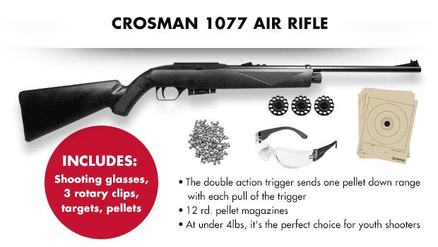 Crosman 1077 Air Rifle