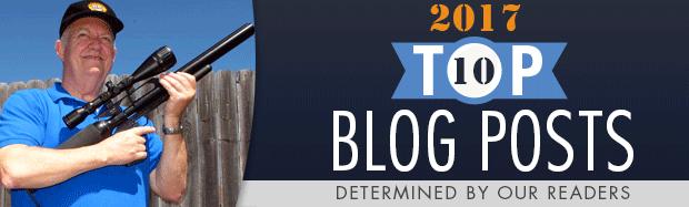 Tom's Top 10 Blog Posts of 2017